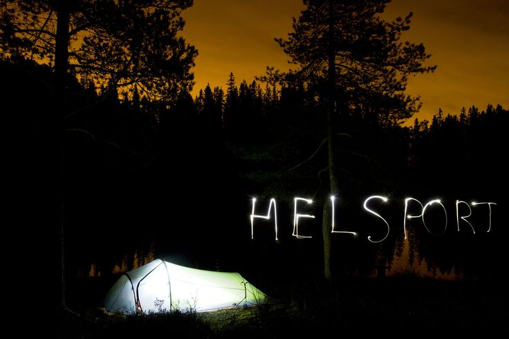 Do it! Go out there, short or long hikes, just go. This camp spot is located 10 min from a parking lot in #Bymarka, #Trondheim, only 10 minutes drive from the city senter, and the lights you see, is from down town..  #Helsport #rondane_tent #tent