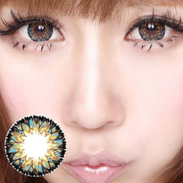 19 Best Images About Color Contact Lenses On Pinterest