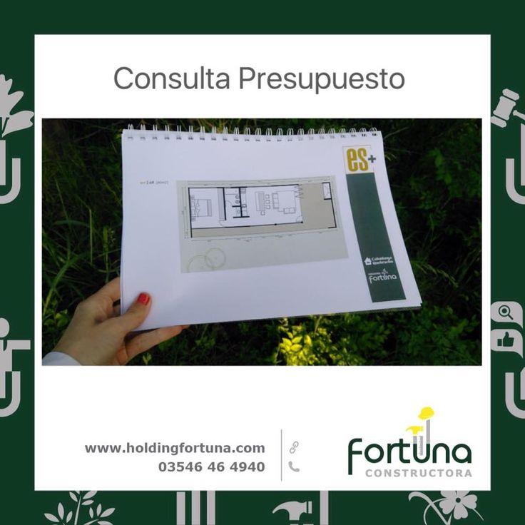 Fortuna Constructora hace tu Cabaña de Quebracho. Consulta presupuesto y modelos.  #FortunaConstructora #HoldingFortuna