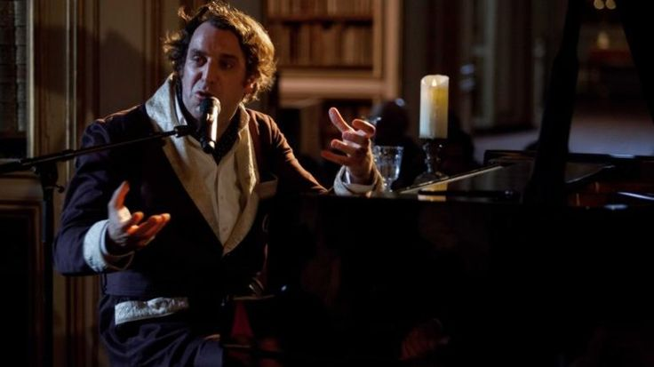 Chilly Gonzales live Versailles