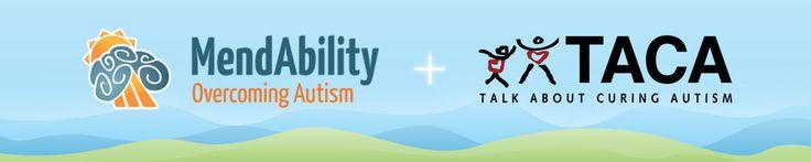 Mendability + TACA, Free Autism Treatment + Innovative Parents = 100 Case Studies