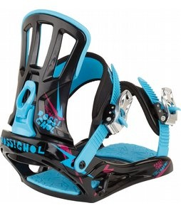 On Sale Rossignol Temptation Snowboard Bindings Black - Womens up to 40% off