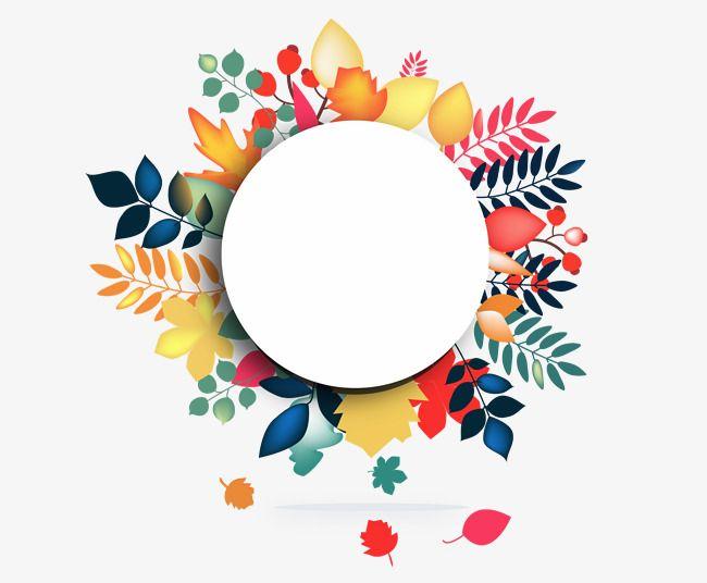 Ручная роспись акварель цветочные кадр PNG и вектор