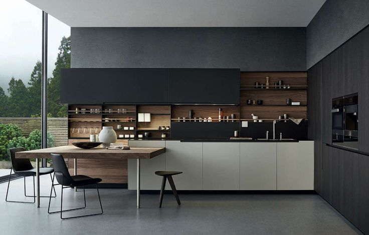 Phoenix Kitchen by Poliform