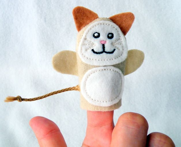 2163 best images about finger puppets on Pinterest