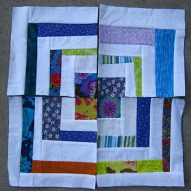 I like to make quilt blocks that don't require…
