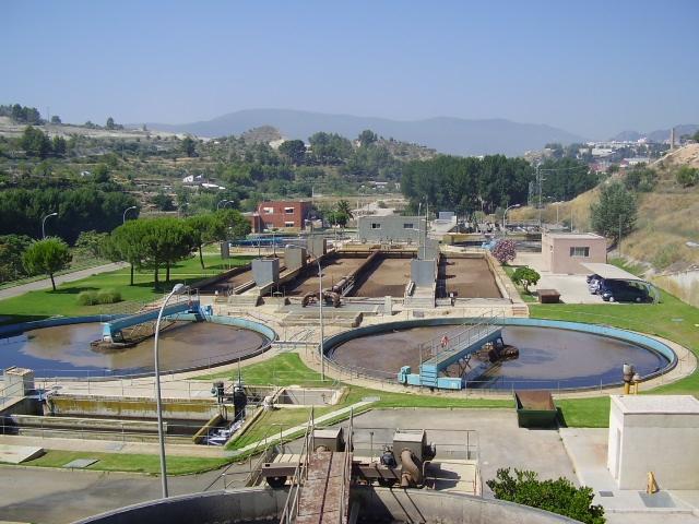 EDAR de Alcoi -Alicante- (C.VALENCIANA) Gestionada por FACSA