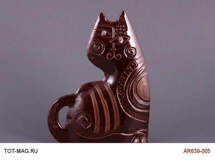 "Фигурка ""Кошка"", Interios, Литва, керамика, высота 29 см -1673 руб."