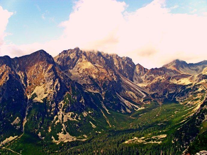 Vysoke Tatry/ High Tatras/ Aukštieji Tatrai, Slovakia