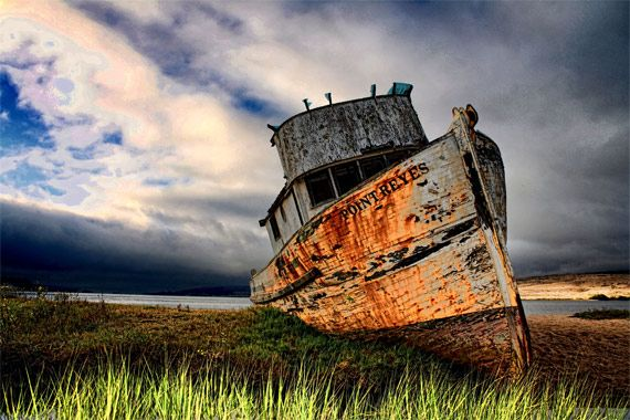"""HDR Photography Tutorial: How to Take HDR Photos by Lucy Hill. Photo: """"Point Reyes HDR"""" captured by Gagan Dhiman."""