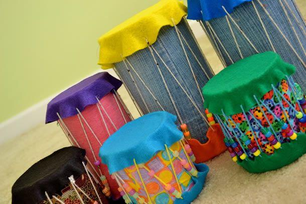 Brinquedos de Sucata: 60 ideias Para Educar e Divertir Crianças