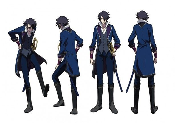6 Foot Tall Anime Characters : K project character sheet my obsession for anime comes