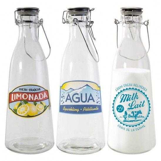 Artland Glass Bottles