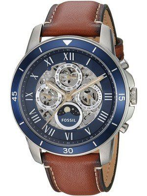 2308fdf1781 Fossil Grant Sport Sun & Moon Automatic ME3140 Mens Watch in 2019 ...