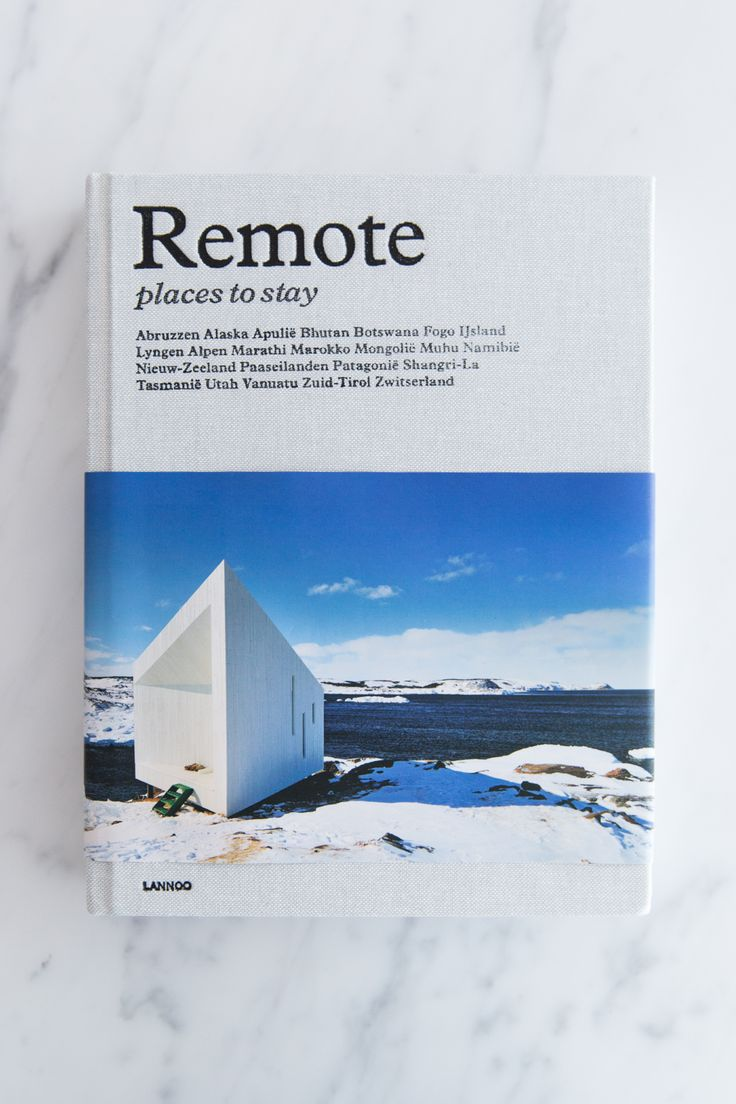 Remote places to stay // via 70percentpure.be