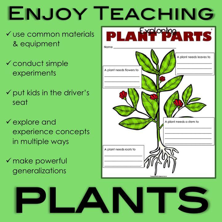 Enjoy Teaching Plants 1