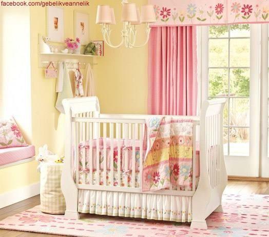 prenseslere layik :)  bebek odasi perdeleri, ortuleri, halilari