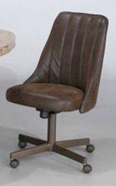 Chromcraft C51 788 Swivel Tilt Caster Chairs Oversized