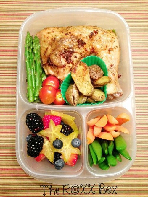 herbed chicken packed for a healthy lunch easylunchboxes easy lunch box lunches pinterest. Black Bedroom Furniture Sets. Home Design Ideas