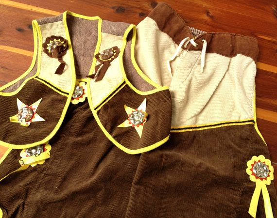 Reserved For Cleverlycurated Roy Rogers Boy S Chaps And