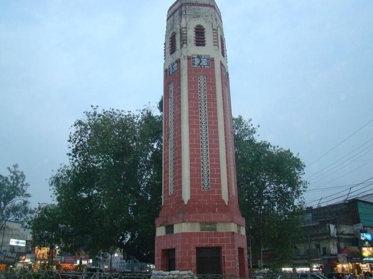 Ghantaghar - Clock tower at DehraDun.