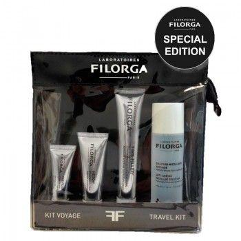 Filorga Travel Kit Edicion Especial 4 Productos Antiedad Global