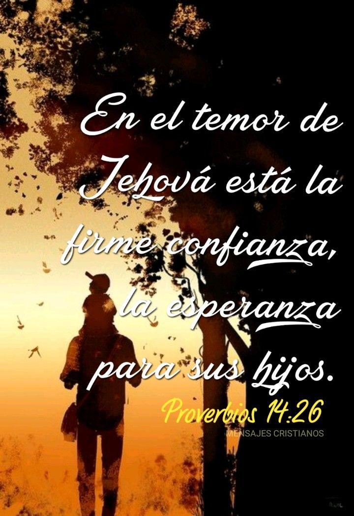pics Proverbios 14 26 pinterest