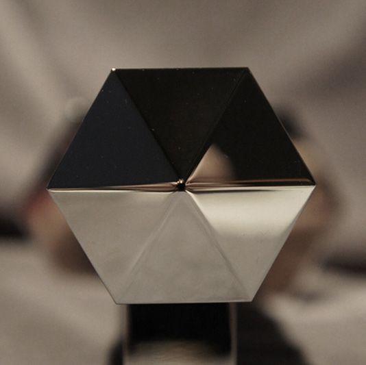 "BATHROOM FAUCET   collection: ""Diamond"" chrome plated brass producer: Signorini"