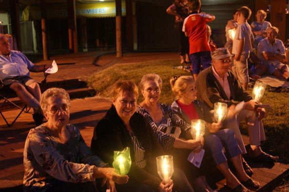 Carols by Candle light Scotsburg, KZN, South Africa