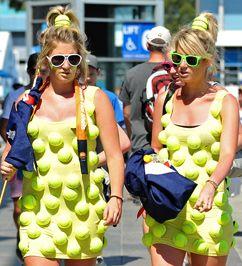 Australian Open 2013. Tennis haute couture.