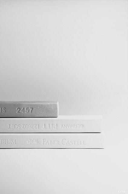 blanc et gris