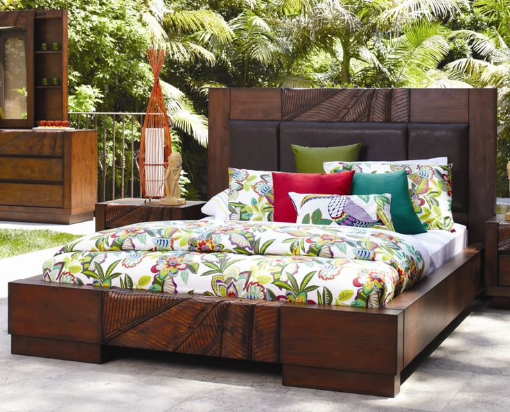 Harvey Norman - Sana Queen Bed Frame by Insato Furniture