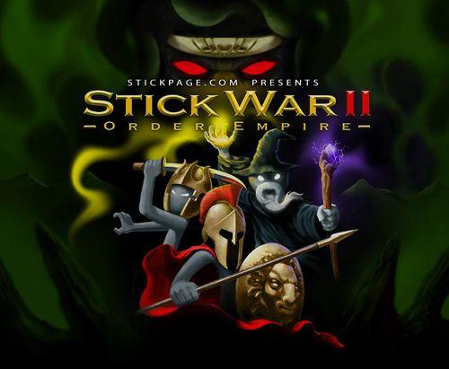 Stick War 2 unblocked | Flash games | Pinterest | War and ...