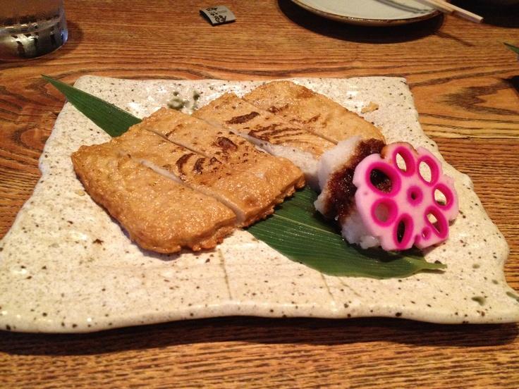 千年和食 銀次郎              松山市二番町3-7-15              愛媛に来たらやっぱり、じゃこ天ですね。美味しいです。