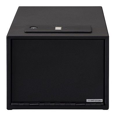 Ammunition Cases and Cans 177886: Stack-On Quick Access Safe With Biometric Lock Qas-1512-B -> BUY IT NOW ONLY: $107.76 on eBay!