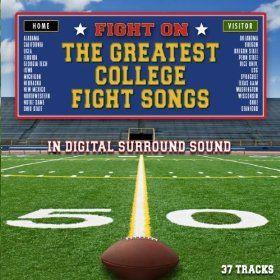 """Yea Alabama"" the Crimson Tide fight song.  Alabama 42 - Notre Dame 14.  hear it at HarryShots.com"