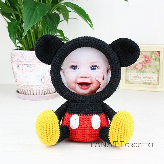 This is only the pattern, not the finished toy! ********** Mickey ... | 570x570