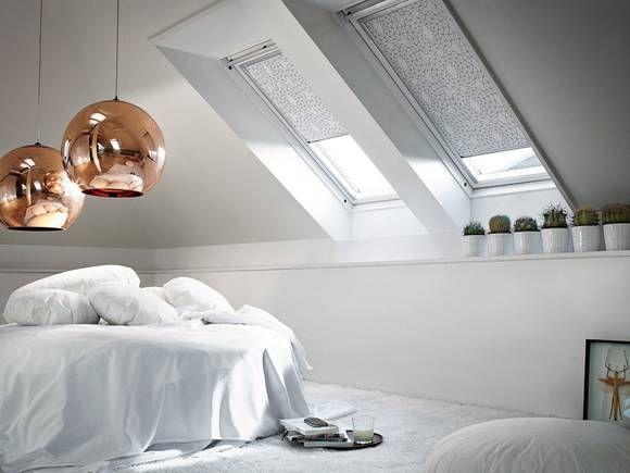 Direktes Schlafen unter dem Himmelszelt – baut man sein Dach zum Schlafzimmer aus sind den Träumen keine Grenzen gesetzt.