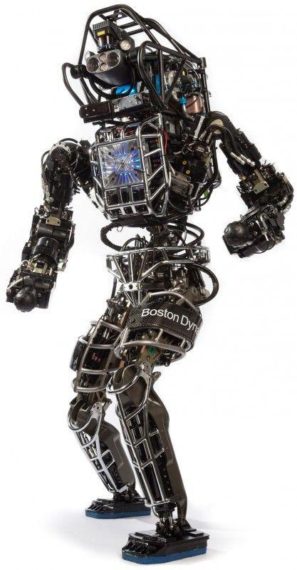 boston dynamics robot humain atlas