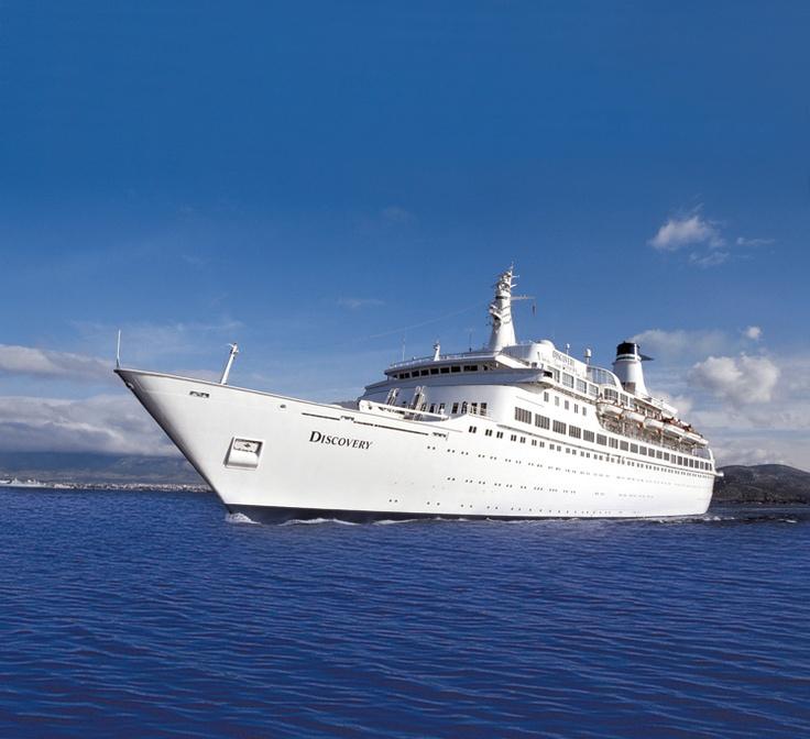 MV Discovery cruise ship
