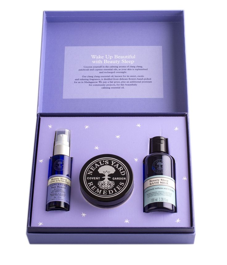 Beauty Sleep Organic Collection   Mothers Day Gift   Neal's Yard Remedies