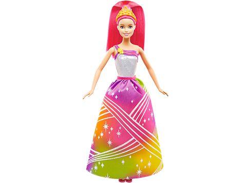 Maise: BARBIE Rainbow Cove Light Show Princess dukke