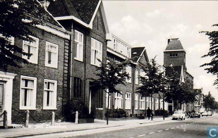 Het Sint Jans Gasthuis aan de Koepoortsweg