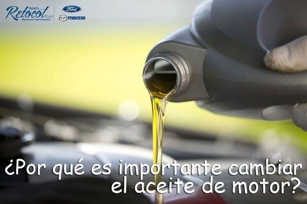 #Prevención Realizar el cambio de aceite de un auto es una de las cosas más importantes que se deben hacer.