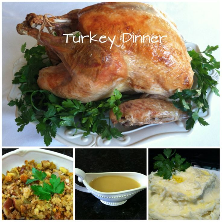1000+ ideas about Thanksgiving Turkey Dinner on Pinterest ...