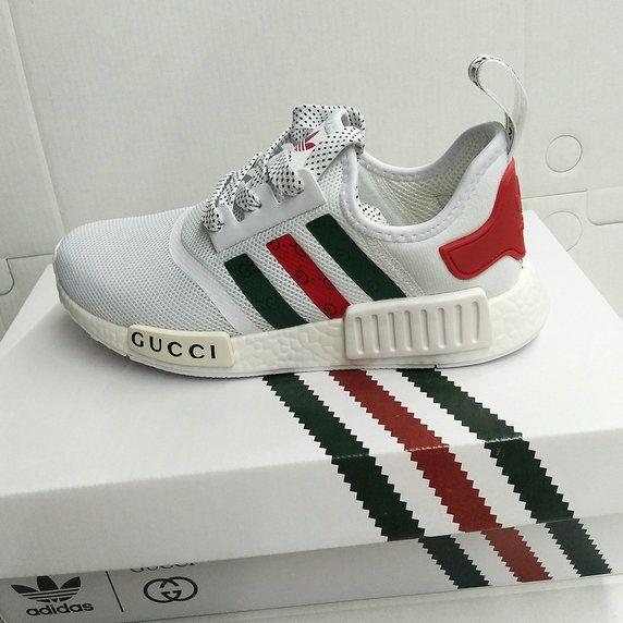39513d6fb Adidas Originals NMD R1 X GUCCI BG1807 Kicks Vogue Ann Breen