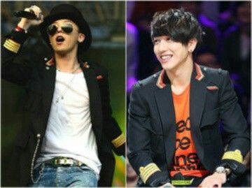 BIGBANG G-Dragon X CNBLUE Yonghwa 👉 Still GD 😂😂