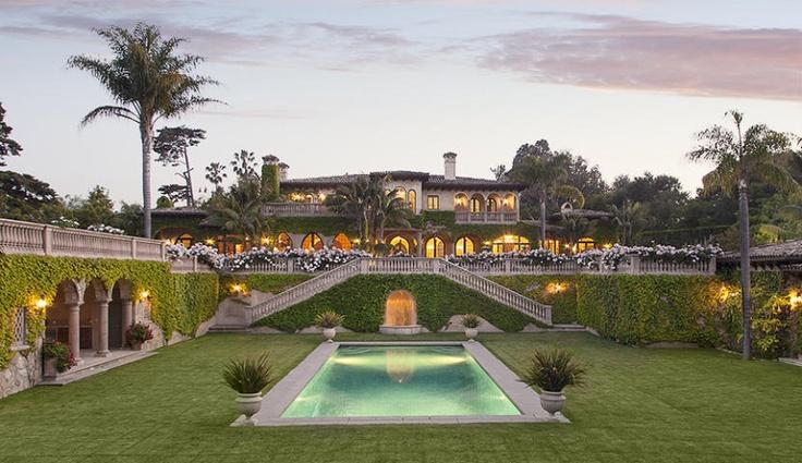Best of pool edition erika krebs real estate 21 santa barbara ca best of pool edition - Residence de luxe montecito santa barbara ...