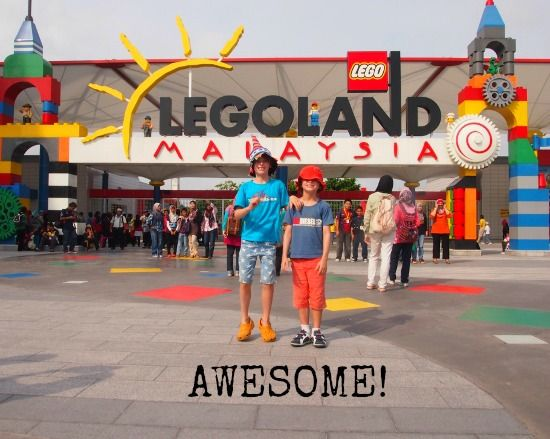 Legoland Malaysia. Totally Awesome Dude! http://worldtravelfamily.com