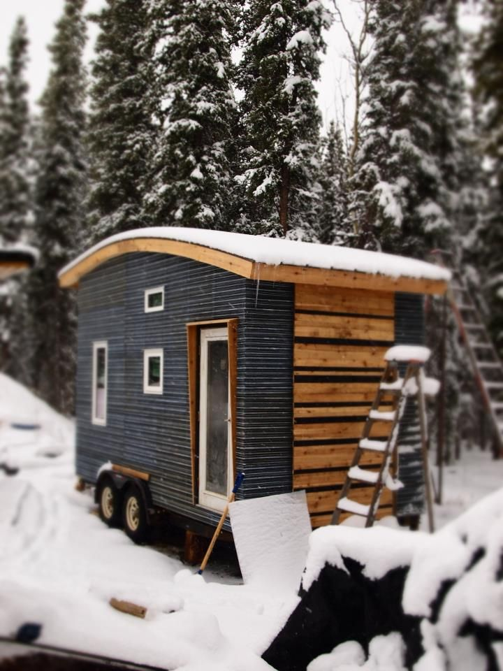 Best 643 Best Tiny House Dreams Images On Pinterest Tiny 400 x 300